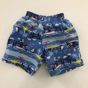 🌈 Baby Toddler Boy iPlay 12 mo Swim Diaper Trunks